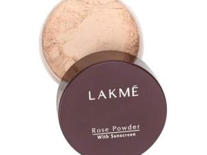 Face Powder of Lakme: Buy Lakme Rose Face Powder, Soft Pink, 40g at Best Price