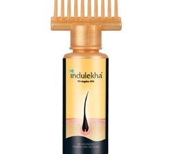 Buy Indulekha Bhringa Oil: Hair Oil, 50 ml at Best Price