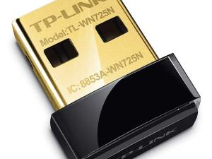 Wireless USB Adapter: Buy TP-Link TL-WN725N 150Mbps Wireless N Nano USB Adapter (Black) at Best Price