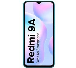 Latest Redmi 9A Nature Green comes with 2GB RAM, 32GB Storage buy online at best prices
