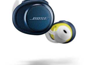 Buy Bose Earbuds SoundSport and True Wireless (Sweatproof Bluetooth Headphones for Workouts and Sports)-2021