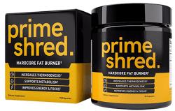 PrimeShred Fat Burner