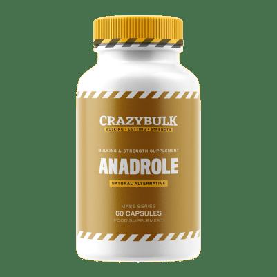 CrazyBulk Anadrole Anadrol Alternative