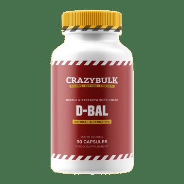 CrazyBulk D-Bal Dianabol Alternative