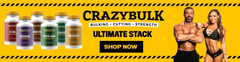 CrazyBulk Ultimate Stack