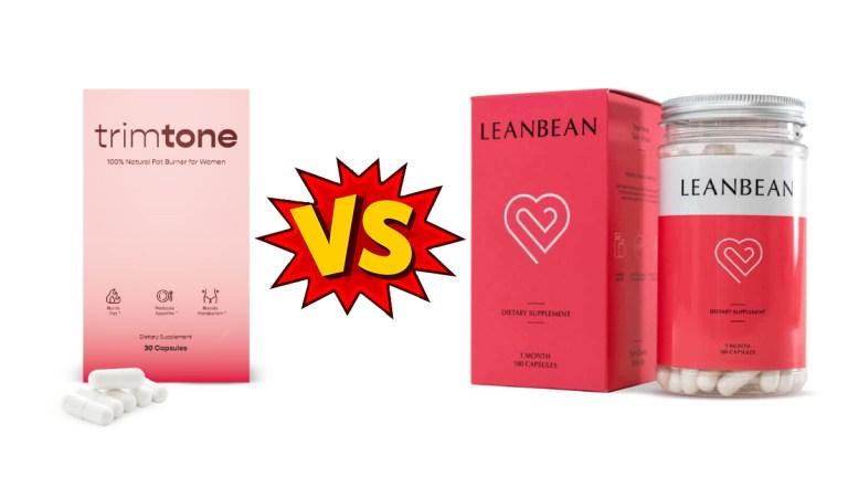 TrimTone vs LeanBean Featured