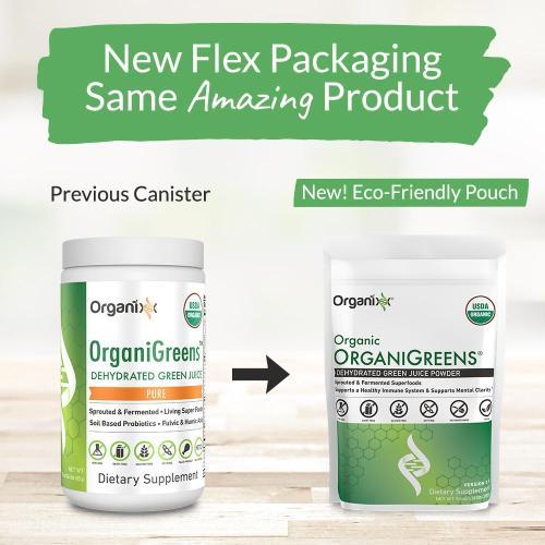 organigreens organigreens eco-friendly pack