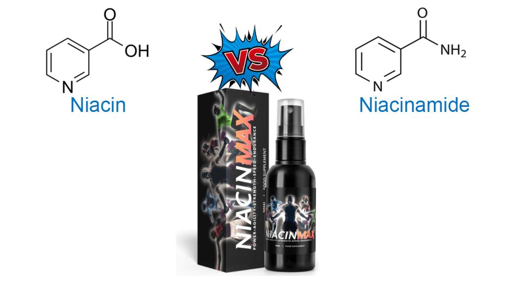 Niacin vs Niacinamide vs NiacinMax