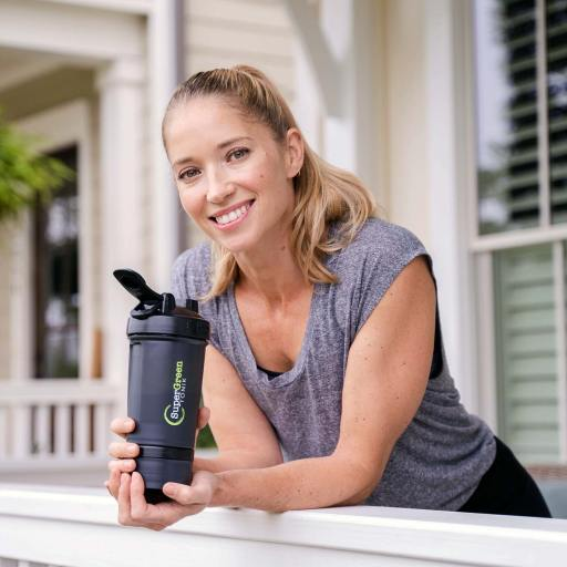 Supergreen Tonik the Best Health Boosting Superfood Drink