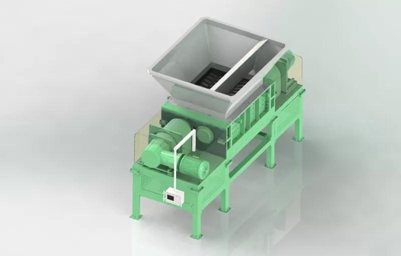 Portable Chipper Shredder