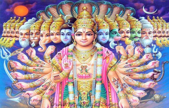 Image result for image of vishnu