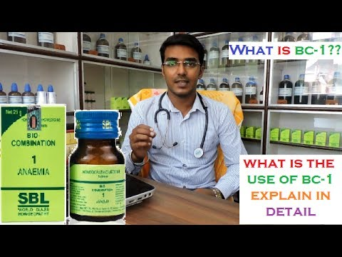 What is Bio-Combination 1 | What is use of BC-1 Explain in Detail