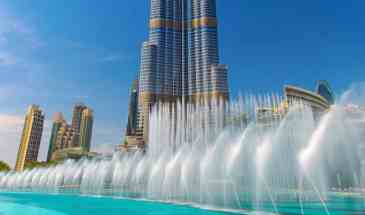 Dubai With Abu Dhabi Package – 7D/6N