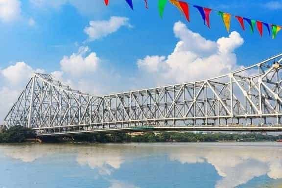 Howrah Bridge - Places To Visit In Kolkata
