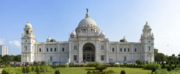 Victoria Memorial - Places To Visit In Kolkata