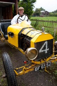 Model T Racing Car