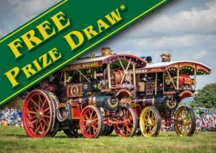 Free Prize Draw