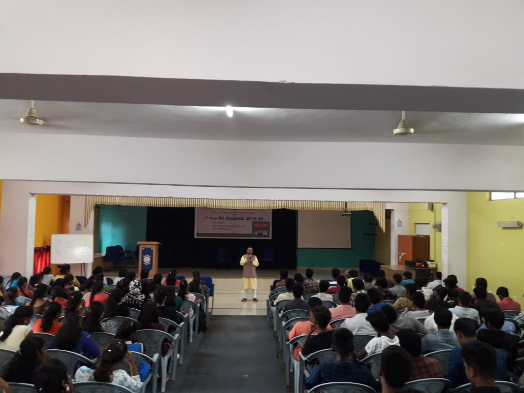 Induction Programme 2019 – Sanskrit & Yoga