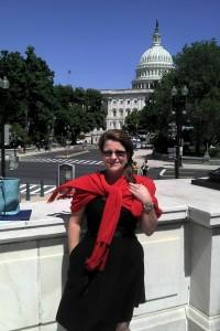 Cheri in DC
