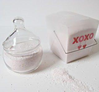 DIY Bath Salts Tutorial