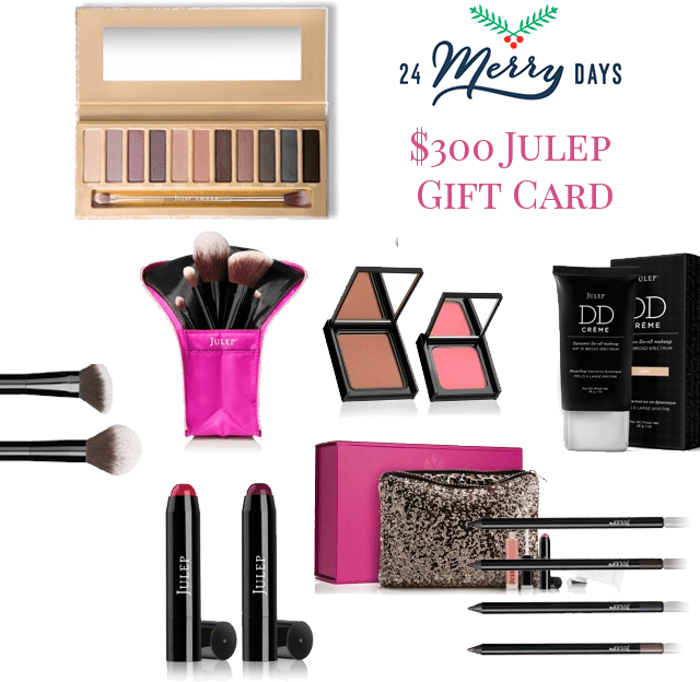 $300 Julep Giveaway