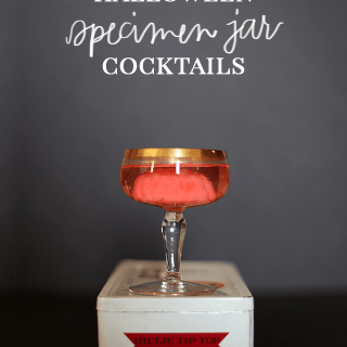 Specimen Jar Halloween Cocktails – Good Eats