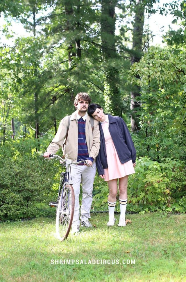 DIY Stranger Things Halloween Costume for Couples