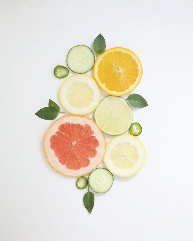 Free Printable Citrus Wall Art by Shrimp Salad Circus - Preview