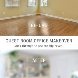 The Big Reveal – My Creative Escape Guest Room Office Makeover