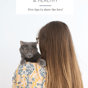 How to Keep Your Cat Healthy and Happy