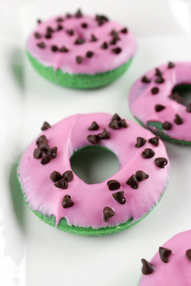 Watermelon Donut DIY Recipe 1
