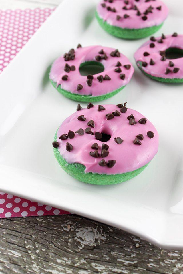 Watermelon Donut DIY Recipe 4