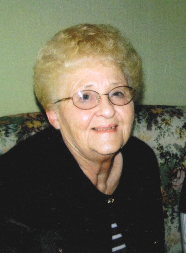 Alma Pearl Adams