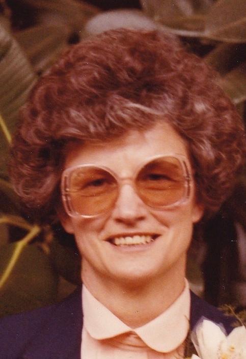 Mary Ann Modrell
