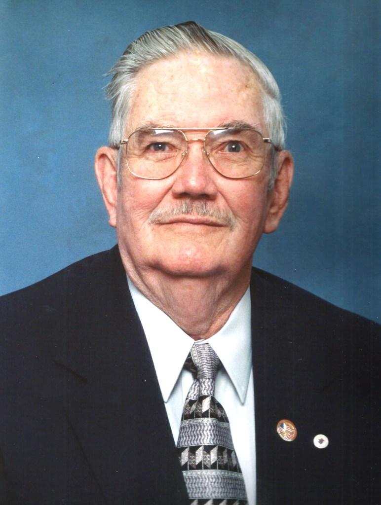 MSgt Desmond John Fitzgerald, USAF Ret.