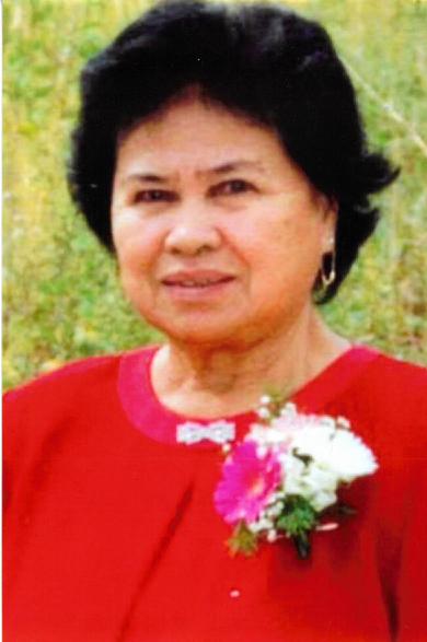 Loreta Aquino Liquete -July 25, 2019