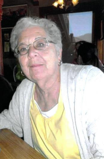 Myrna Mae Dimond Favinger – September 14, 2019