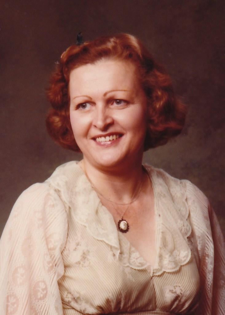 Dorothy Borst – May 8, 2020