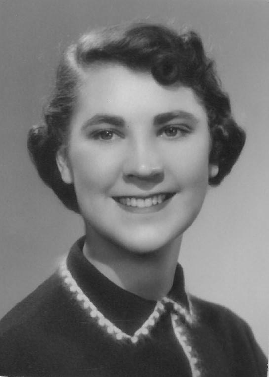 Ethel Elinor Lane – October 3, 2021