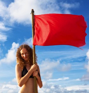 Dating red flags for guys
