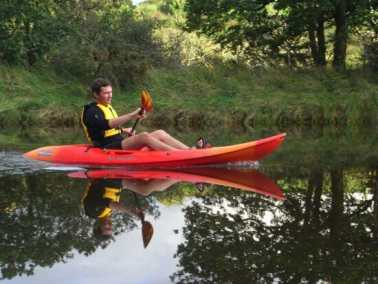 Canoe hire and kayak hire