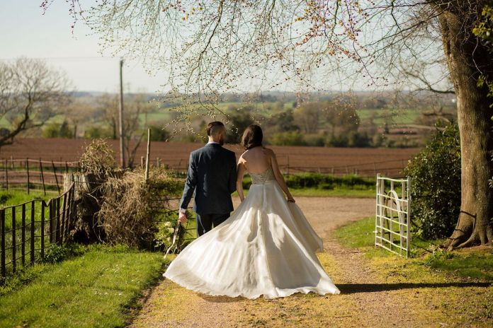 Marriage restrictions loosen again on May 17 in England and Wales