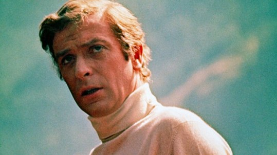 Image result for michael caine in the italian job