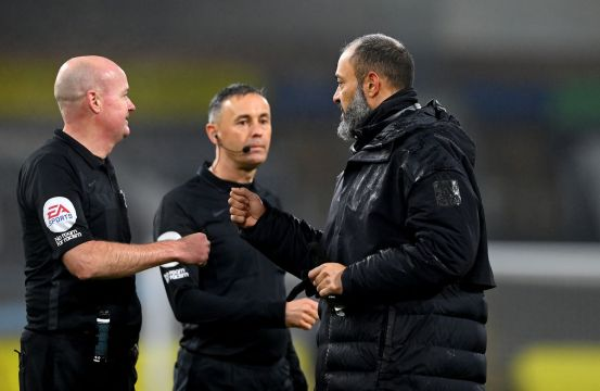 Matt Maher: Not even Nuno can be immune to the strains he faced in 2020