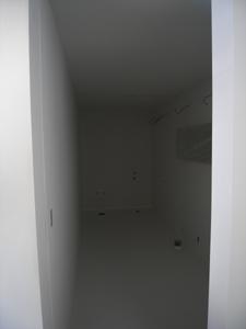 真っ白なバスルーム