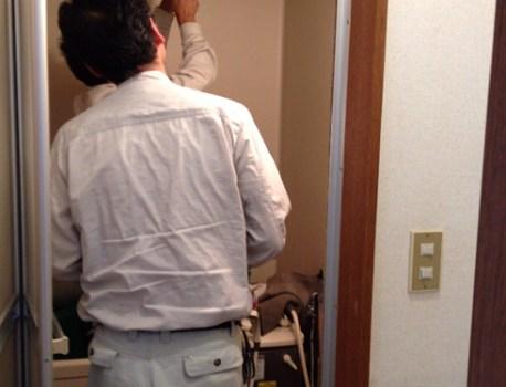 換気扇 の故障原因として古いマンションにありがちなケース