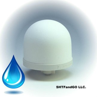 Ceramic Dome Silver Impregnated .2 Micron Replacement Counter Top