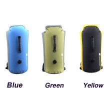 Waterproof Backpack Ultimate Sack for Camping 60L with Compression