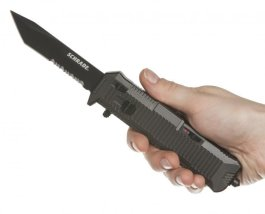 Schrade Actuator Out the Front Assist