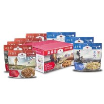 Freeze Dried Camping & Backpacking Food Favorites from Wise Company